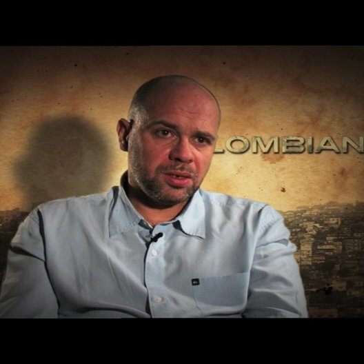 Olivier Megaton über seine Begeisterung fuer Projekt - OV-Interview Poster