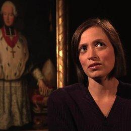 Anna Thalbach über die Stimme des Gespenstes - Interview Poster