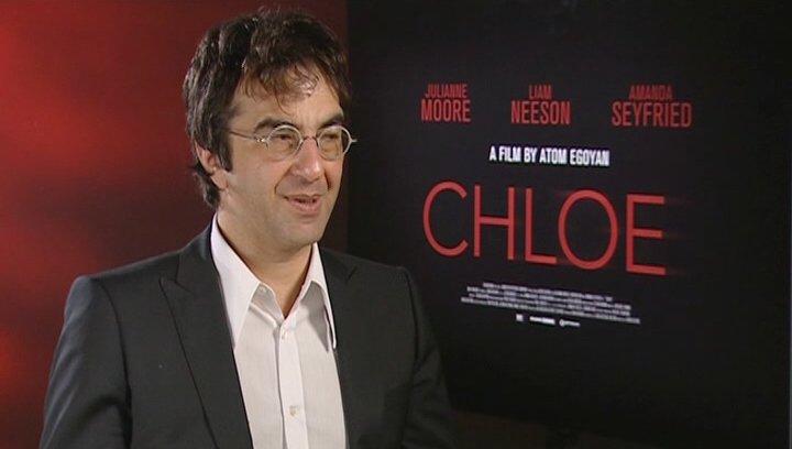 Atom Egoyan - Regie / was ihn dazu bewegte den Film zu machen - OV-Interview Poster