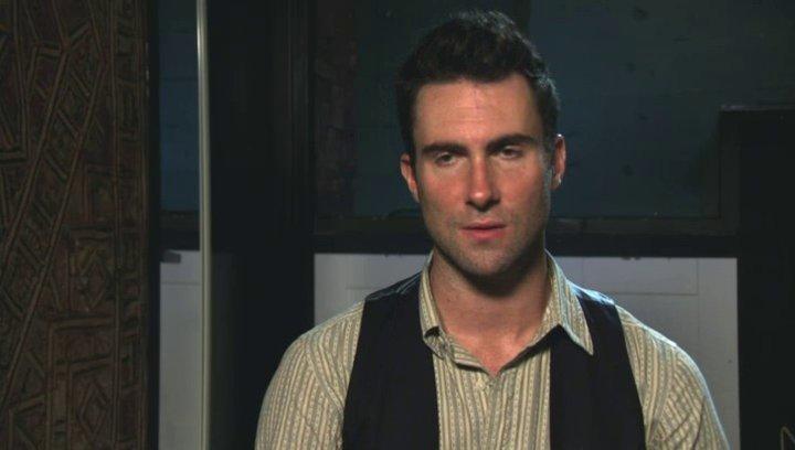 Adam Levine - Dave - über den Cast - OV-Interview Poster