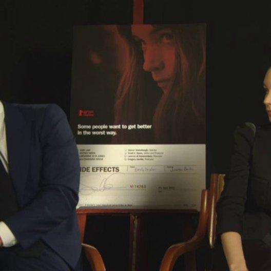 Jude Law - Dr Jonathan Banks - über die Rolle des Dr Banks - OV-Interview Poster