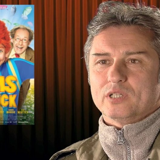 Peter Gersina über den Spaß beim Drehen der Geschichte - Interview Poster