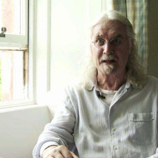 Billy Connolly über die Arbeit mit David Tennant - OV-Interview Poster