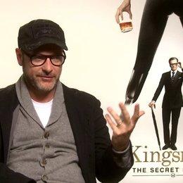 Matthew Vaughn darüber Samuel L Jackson als Valentine zu besetzen - OV-Interview Poster