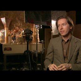 Wes Anderson über den Film - OV-Interview Poster