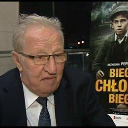 Yoram Friedmann - Unterstützung der Bevölkerung - Interview Poster