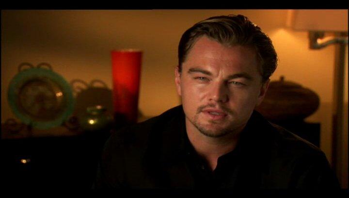 Leonardo DiCaprio über den Film - OV-Interview Poster
