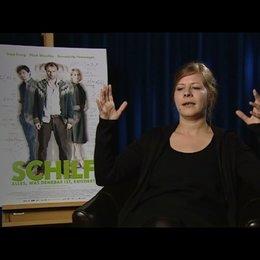 Claudia Lehmann - Regie, Drehbuch - über  Faszination des Romans, Drehbuchschreiben, Parallelwelten, usw - Interview Poster
