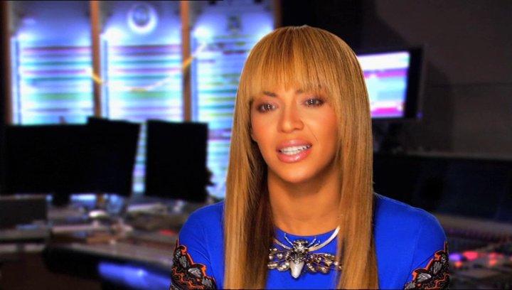 Beyoncé Knowles - Königin Tara - über das Synchronisieren - OV-Interview Poster