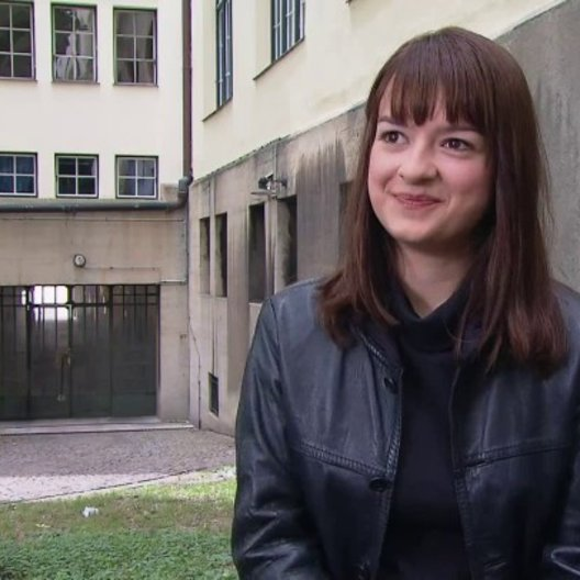 Michelle Barthel - Ada - worum es in Spieltrieb geht - Interview Poster