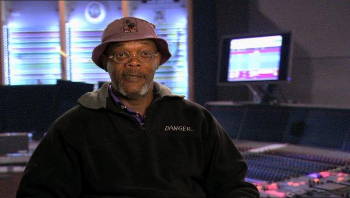 Samuel L. Jackson - Whiplash - über seine Rolle - OV-Interview Poster