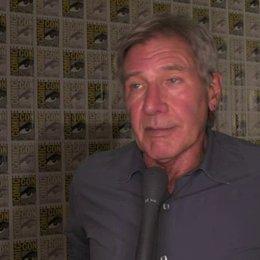 Harrison Ford über die Funktion der Spezialeffekte im Film - OV-Interview Poster