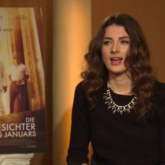 Daisy Bevan - Lauren - über ihre Rolle - OV-Interview Poster