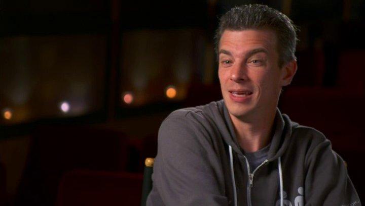Josh Boone - Regisseur - über John Green am Set - OV-Interview Poster
