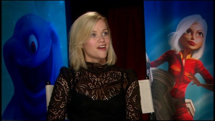 Reese Witherspoon / über ihre Rolle - OV-Interview Poster