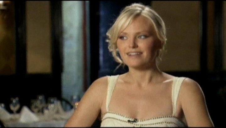 Interview mit Malin Akerman ( Tess ) - OV-Interview Poster