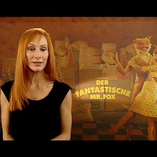Andrea Sawatzki über das Tier das sie gerne wäre (2) - Interview Poster