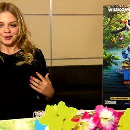 Annett Louisan - Gabi - über den Film - Interview Poster