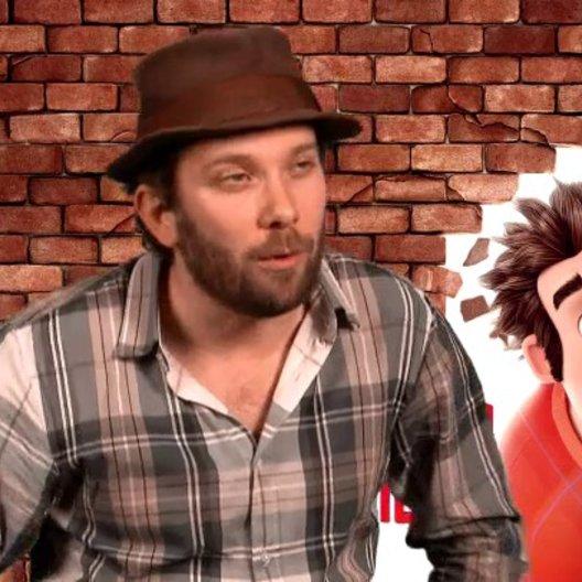 Christian Ulmen - Randale Ralph - über das Spannende an den Figuren des Films - Interview Poster