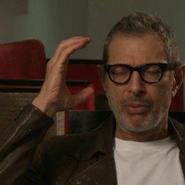 Jeff Goldblum über die Story - OV-Interview Poster