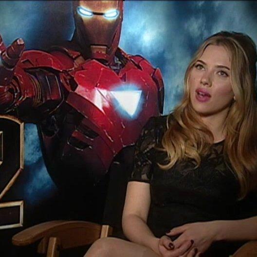 Scarlett Johansson (1) - OV-Interview Poster