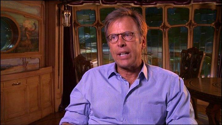Mark Johnson über die Aussage des Films - OV-Interview Poster