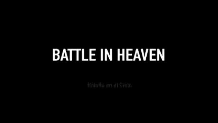Battle In Heaven - Trailer Poster