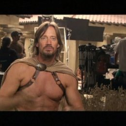 Interview mit Kevin Sorbo ( Der Captain ) - OV-Interview Poster