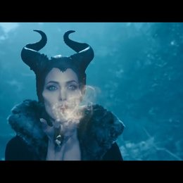 Maleficent - Trailer Poster