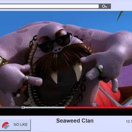 Seaweed Clan - Szene Poster