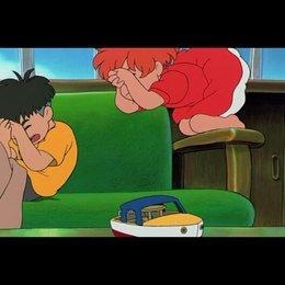 Ponyo - OV-Trailer Poster