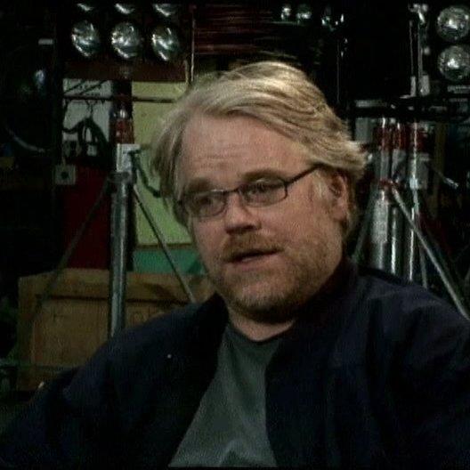 Interview mit Philip Seymour Hoffman (Jon Savage) - OV-Interview Poster