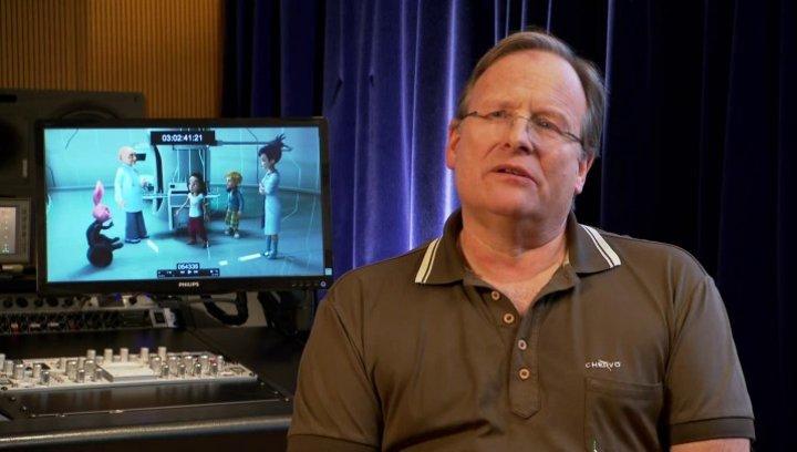 Dietrich Grönemeyer (Drehbuchautor) über seine Rolle bei dem Projekt - Interview Poster