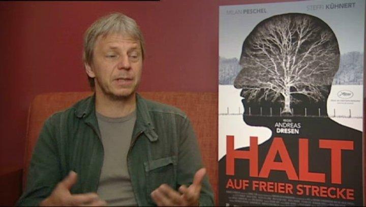 Andreas Dresen über das Sterben in unserer Gesellschaft - Interview Poster