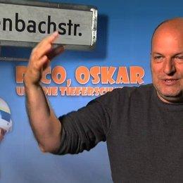Andreas Steinhöfel über das Erfolgsgeheimnis der Bücher - Interview Poster
