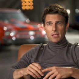 Tom Cruise - Jack Reacher wie sie bei der Verfolgungsjagd an die Grenzen des Möglichen gingen - OV-Interview Poster