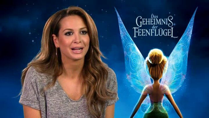 Mandy Capristo - Periwinkle - über den Song The Great Divine - Interview Poster