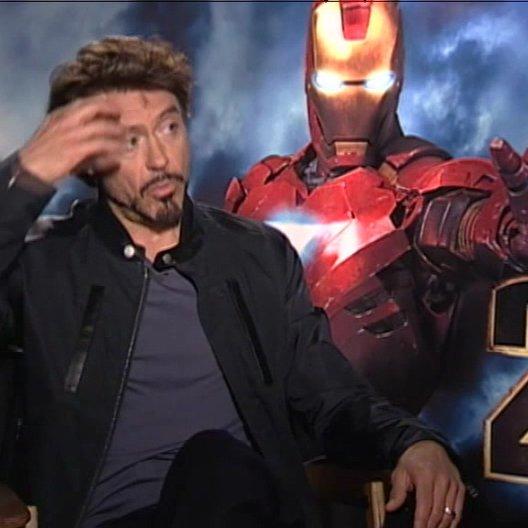 Robert Downey Jr. - OV-Interview Poster