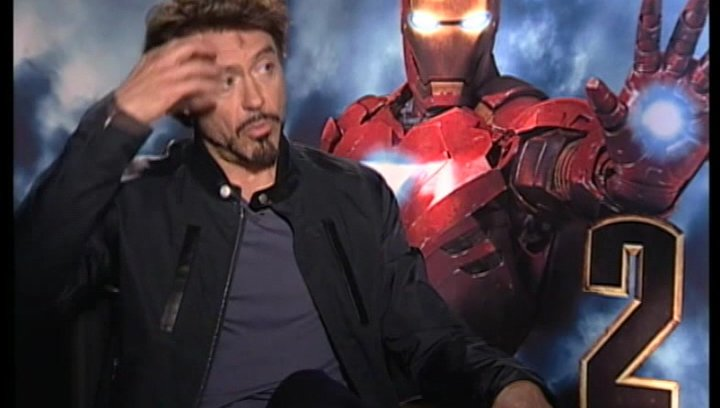 Robert Downey Jr. - OV-Interview Poster