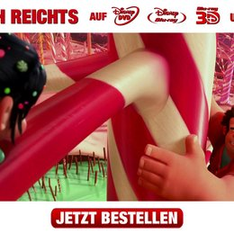 Ralph reicht's - Trailer Poster