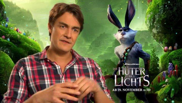 Matze Knop - Osterhase - was den Film ausmacht - Interview Poster