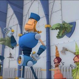 Der Prinz erlaubt dir die Burg zu betreten - Szene Poster