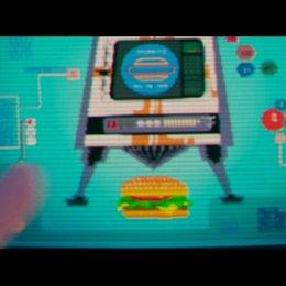 Wolkig mit Aussicht auf Fleischbällchen (BluRay-/DVD-Trailer) - OV-Trailer Poster