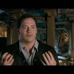 Interview mit Brendan Fraser (Rick O'Connell) - OV-Interview Poster