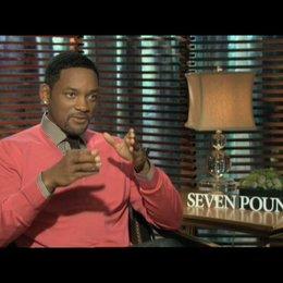 Interview mit Will Smith (Ben) - OV-Interview Poster