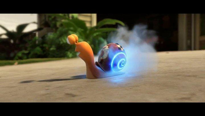 Turbo - Trailer C (BluRay-/DVD-Trailer) Poster