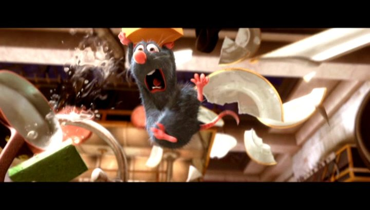 Ratatouille - Teaser Poster