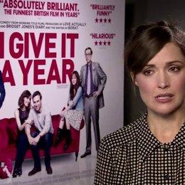 Rose Byrne (Nat) über ihre Rolle - OV-Interview Poster