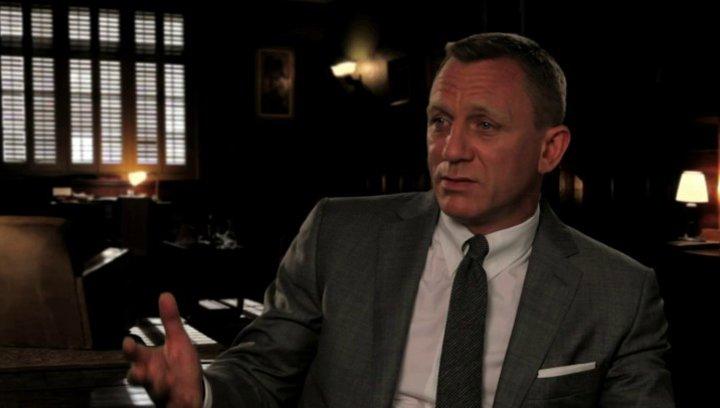 Daniel Craig über die Besetzung - OV-Interview Poster