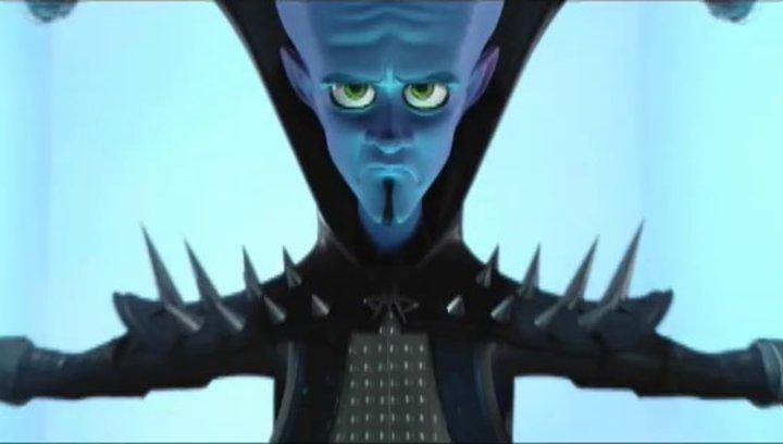 Megamind (DVD-Trailer) Poster